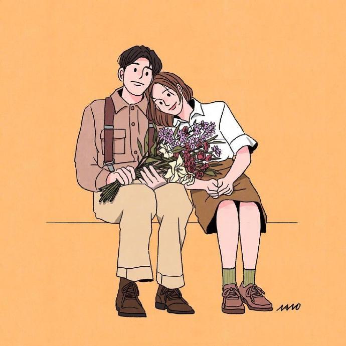 一個成熟的愛情觀說說, 精致唯美, 觸動心靈!-圖5