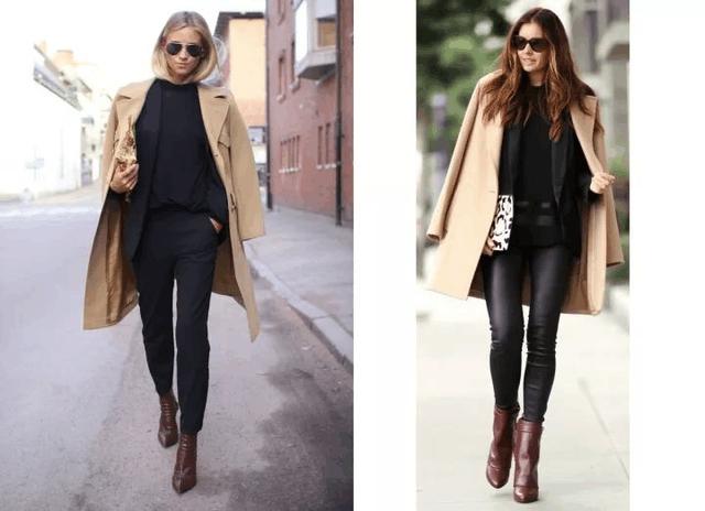 今年冬天穿这显贵的颜色, 保暖又时髦的大衣 10