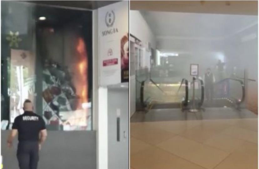 新加坡中國城一大廈發生火災 1人受傷超400人被疏散-圖1