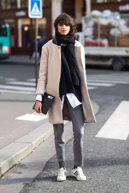 今年秋冬流行不露腿! 有这3条裤子才时髦! 29