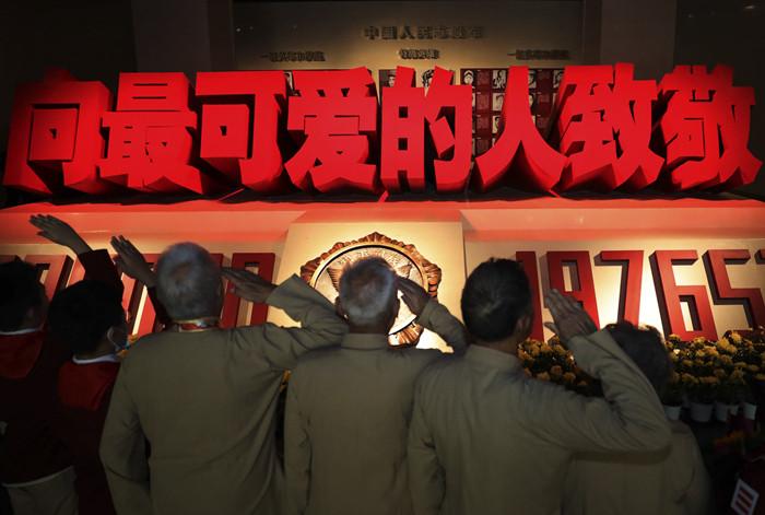 鏡觀中國 | 百年奮鬥 致敬英雄-圖3
