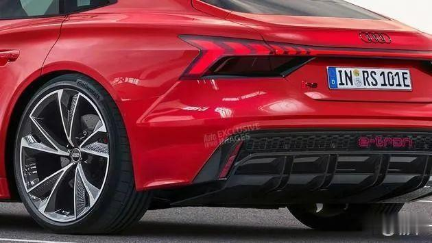 3秒內破百, 奧迪e-tron GT RS將與保時捷Taycan采用同平臺打造-圖14