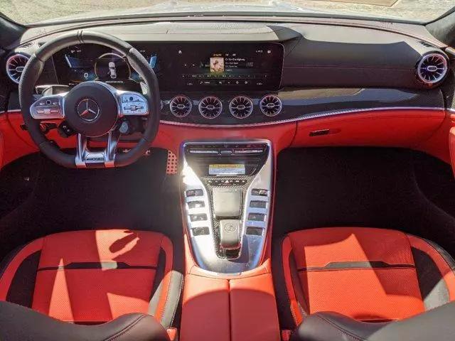 新款奔馳AMG GT, 很有性能范的豪華跑車, 開著非常拉風-圖10