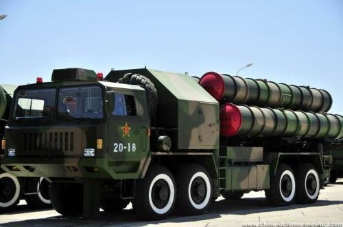 中国又一护国科技红旗-9, 年龄超越美爱国者导弹 继续变强