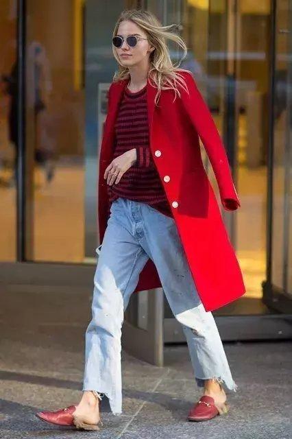 今年秋冬流行不露腿! 有这3条裤子才时髦! 21