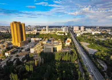新疆这两个地方被选中, 将有大发展