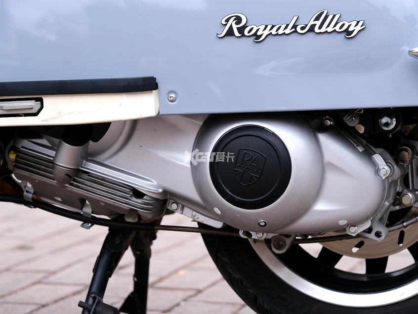 感受英式輕奢 Royal Alloy TG300S實拍-圖26