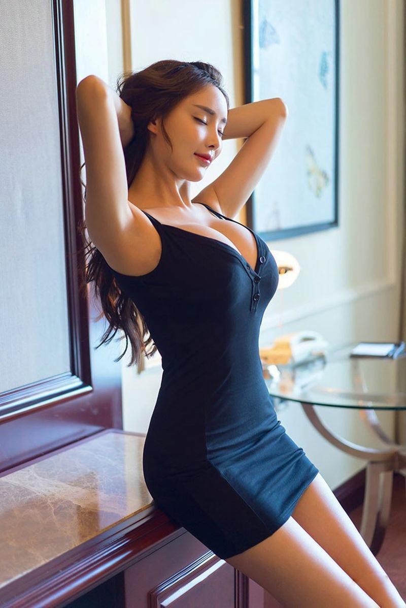 一款包臀裙, 凸显了一个女人的整体风度 11