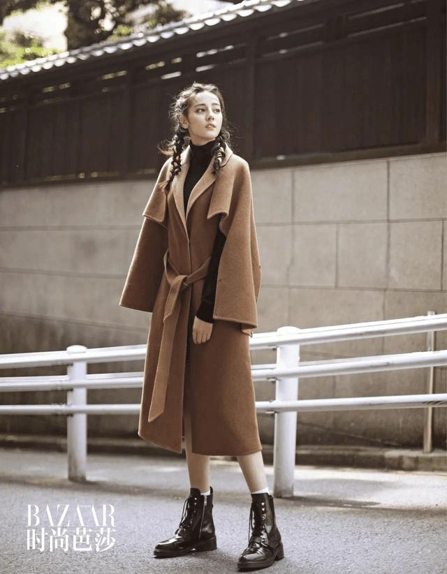 今年冬天穿这显贵的颜色, 保暖又时髦的大衣 7
