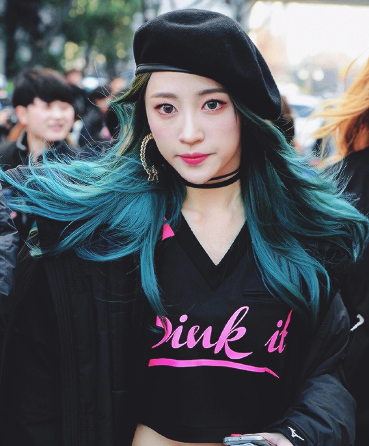 韓國女星Hani 遭受人身安全威脅-圖3