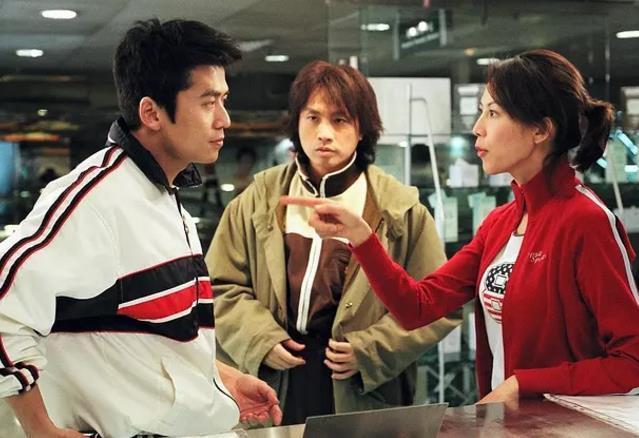 大牌雲集的6部冷門TVB劇, 你可能都沒看過-圖5