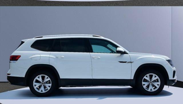 大眾7座SUV標桿, 零百提速6.9s, 開它比X3舒適-圖2