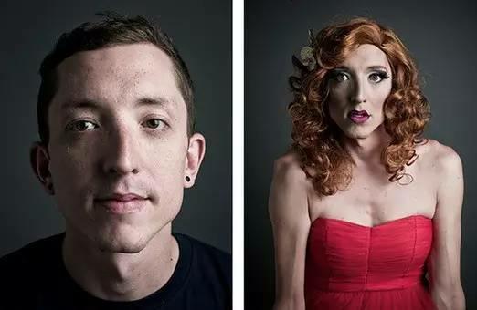 化妆前和化妆后有多大差别? 网友: 我就服最后一个 6