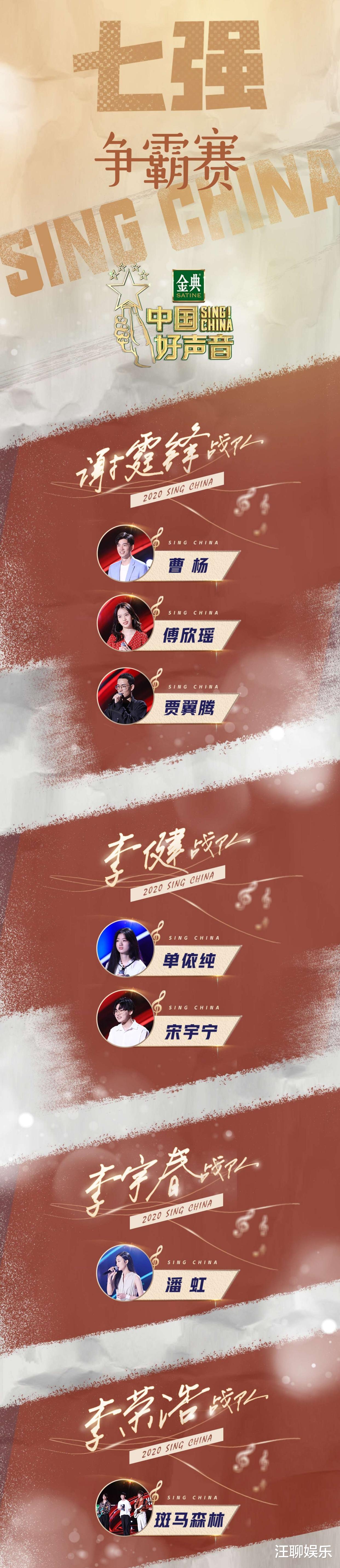 《中國好聲音》七強賽: 單依純再次登頂, 但真正的對手也浮出水面-圖5