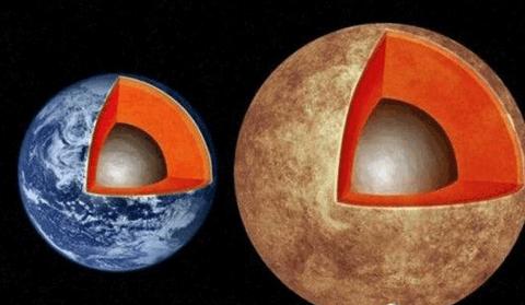 """第二地球! 这颗系外行星的""""心""""与地球一模一样"""