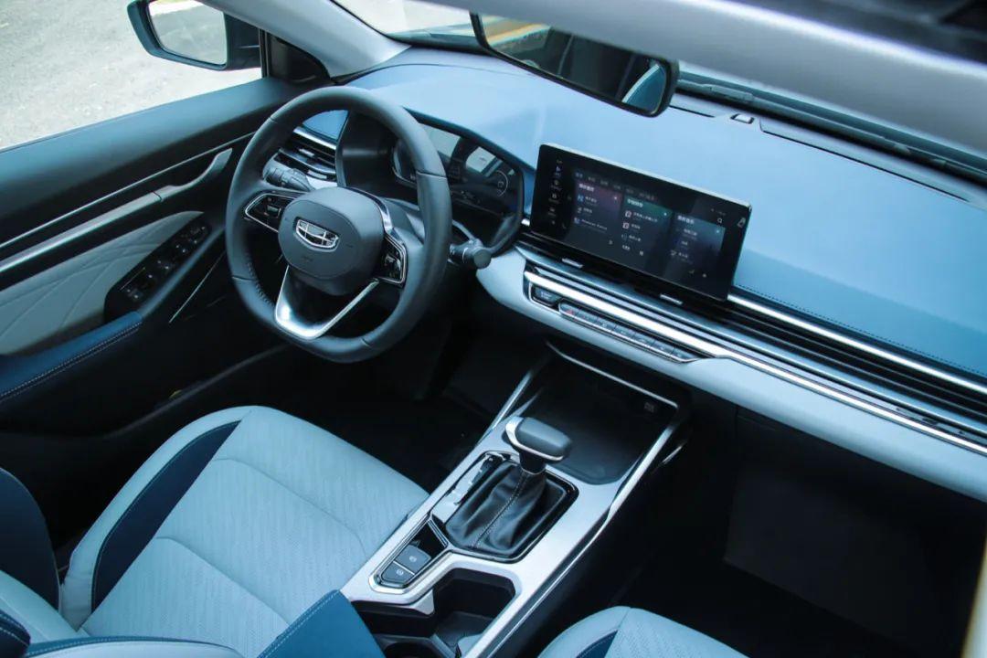 兩款車型8萬級別車型推薦,MG5還是帝豪?-圖5