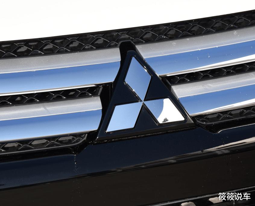 別總惦記哈弗H6! 三菱豪車外觀霸氣, 配四驅+8CVT, 1.5T爆170馬力-圖2