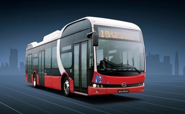 比亞迪獲芬蘭史上最大純電動巴士訂單 將於2021年夏季交付-圖1