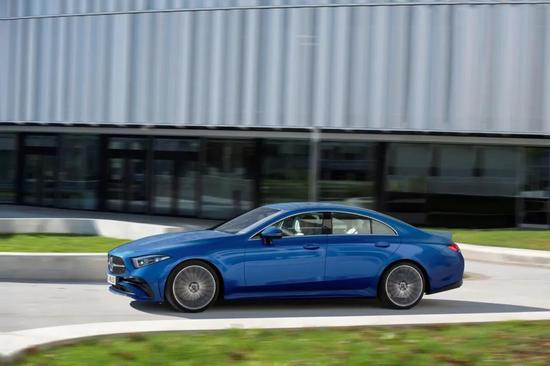 新一代梅賽德斯-奔馳CLS四門轎跑車全球首發-圖8