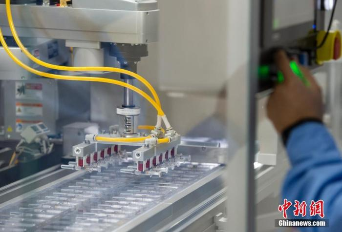 截至2021年7月我國疫苗生產產能達50億 供應國外超5億劑-圖1