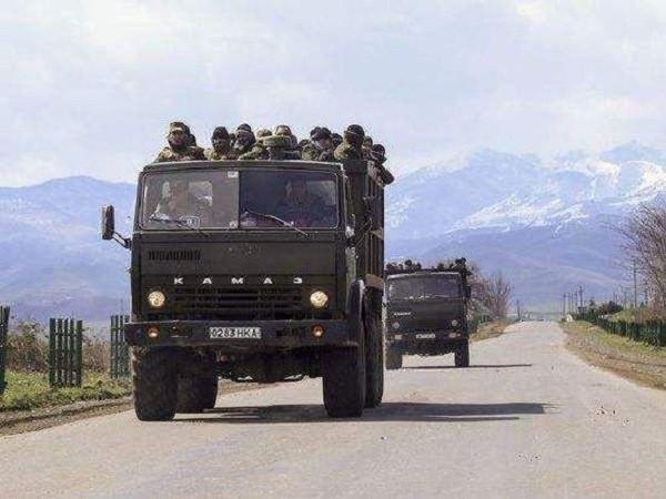 阿塞拜疆這一幕引全球公憤, 俄羅斯大軍集結, 多國準備出兵介入-圖1