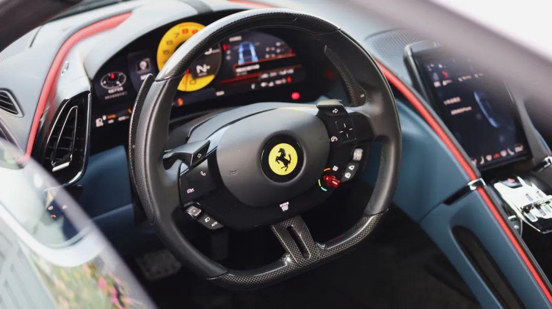最便宜的法拉利新車, 還是最另類的法拉利! 深度試駕Roma~-圖6