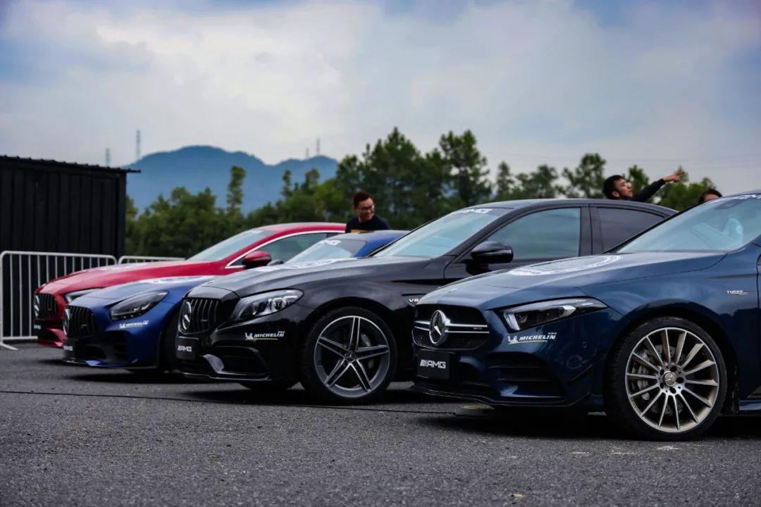 試駕奔馳AMG全系車型是種什麼體驗?-圖5