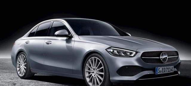 全新奔馳C級即將發佈, 內飾比肩S級, C63車型將換四缸發動機-圖4