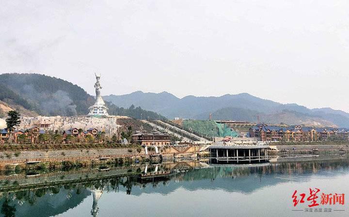 貴州一貧困縣被指斥巨資建88米苗族女神雕塑, 當地回應-圖4