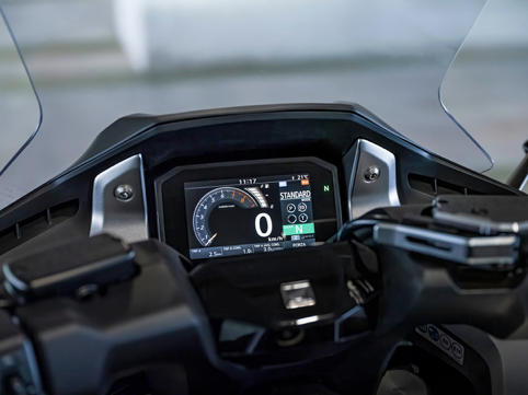 58匹馬力、豐富電控, 本田Forza 750歐洲發佈預計售價7萬-圖8