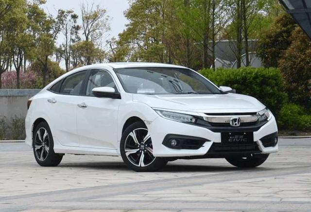 本田思域2017款怎么样 本田新款轿车价格配置图