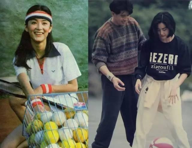 林青霞40年前穿的旧衣服, 比你身上穿的要时髦! 14