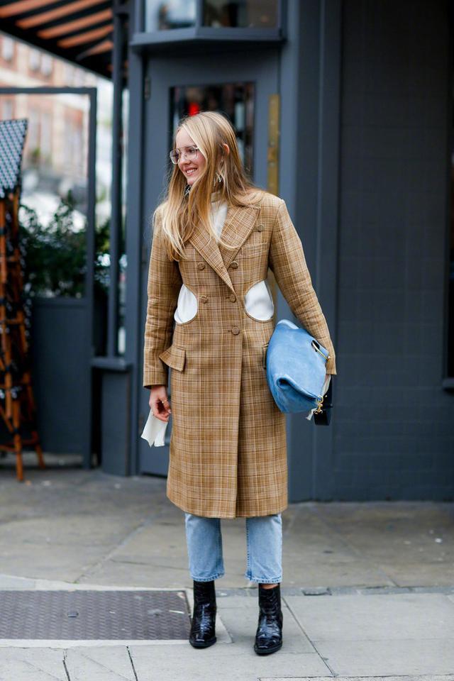小个子穿对了大衣照样看起来170+, 你更喜欢哪一个LOOK? 1