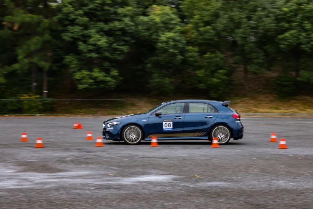 試駕奔馳AMG全系車型是種什麼體驗?-圖20