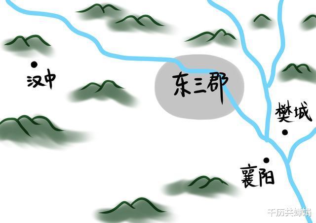 聊一聊劉備集團衰弱之前的軍隊分佈和領兵將領-圖3