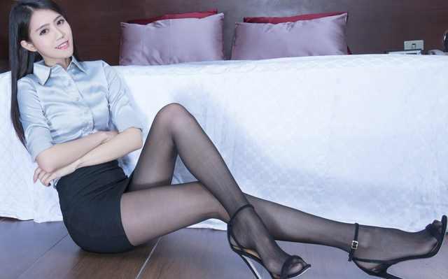 职业女性最爱的包臀裙和高跟鞋搭配原来是这样! 7