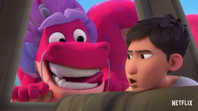 中國神龍出海! 動畫《許願神龍》6.11登陸Netflix-圖3