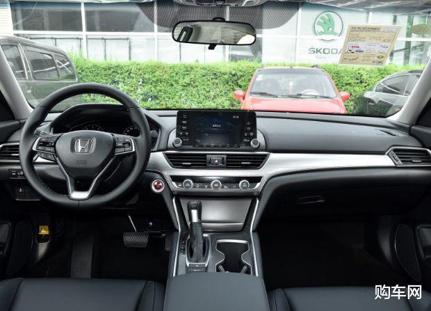 四款18萬左右日系中型車推薦, 配置有高有低, 你會選擇哪款車?-圖4