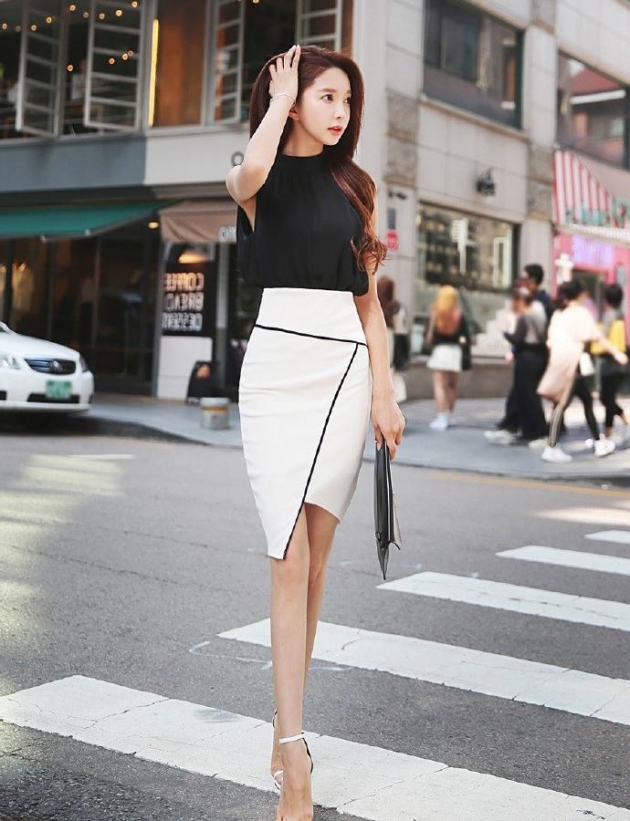 短裙穿出不一样的美, 时尚迷人