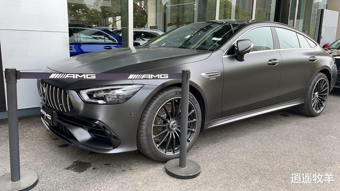 2019款奔馳AMG-GT50四門跑車: 它乃是梅賽德斯奔馳最騷氣的百萬級跑車-圖1
