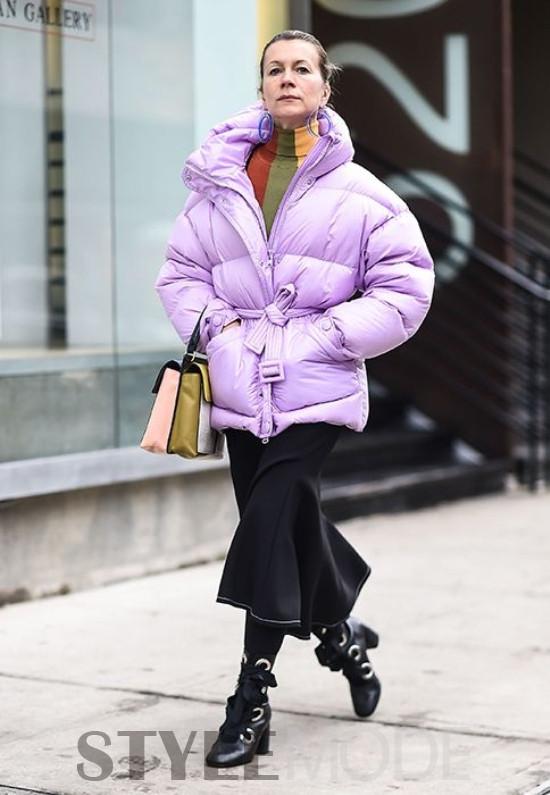 羽绒服, 4大穿搭秘诀让你保暖又时尚! 9