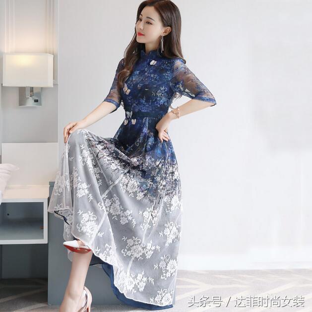 今年很流行的连衣裙, 第5款连衣裙才是最赚回头率的, 还很便宜