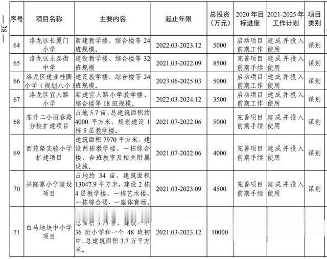 洛阳市加快副中心城市建设  公共服务专班行动方案(图20)