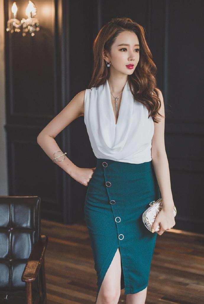 短裙给你不一样的美, 秀出可人魅力 7