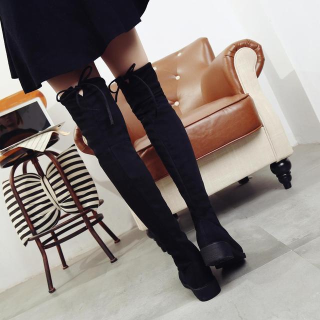 今年流行的这6双长靴穿出高挑细腿长, 女神修腿利器 12