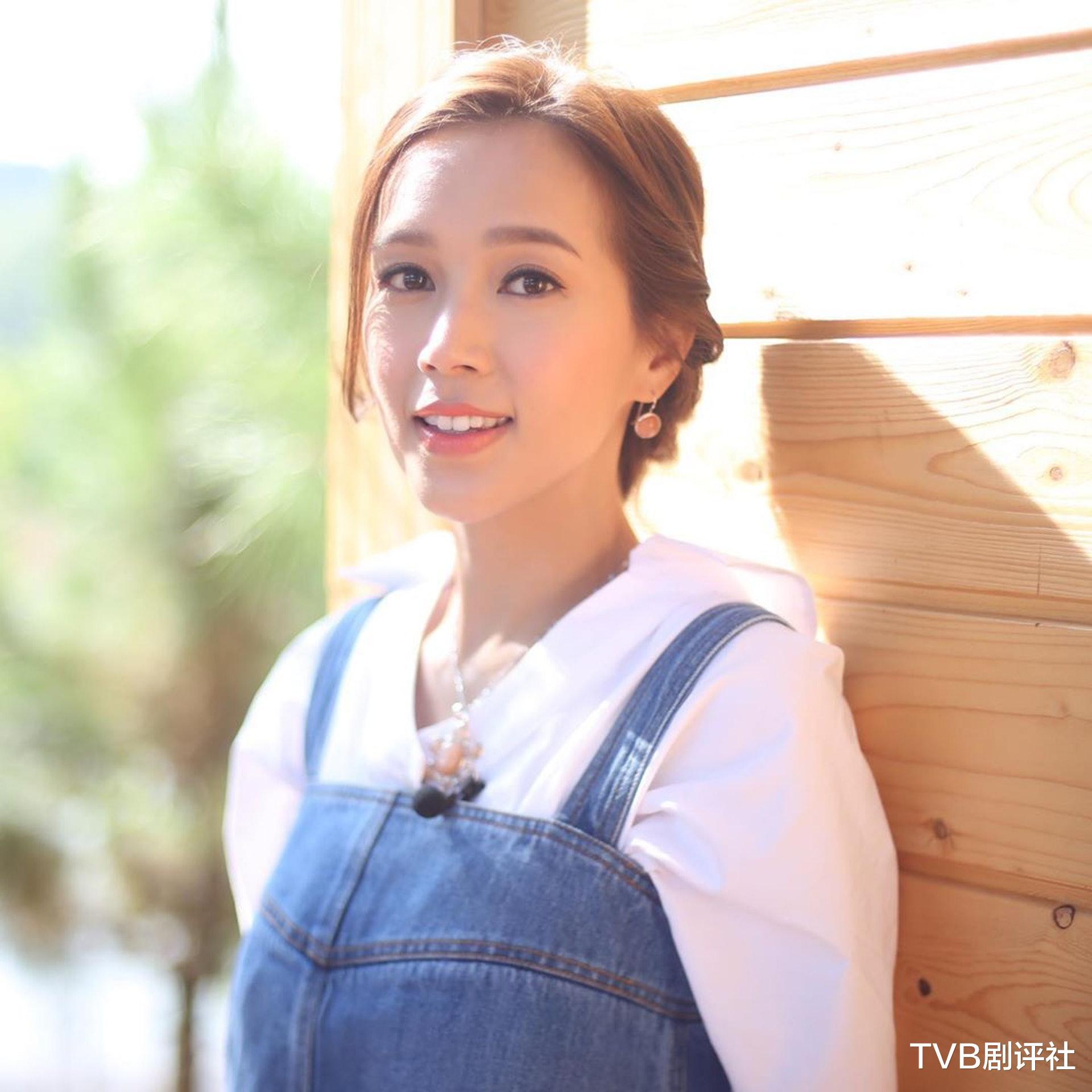 TVB力捧四小花做新劇女主角, 陳曉華僅入行兩年就擔正女一-圖12