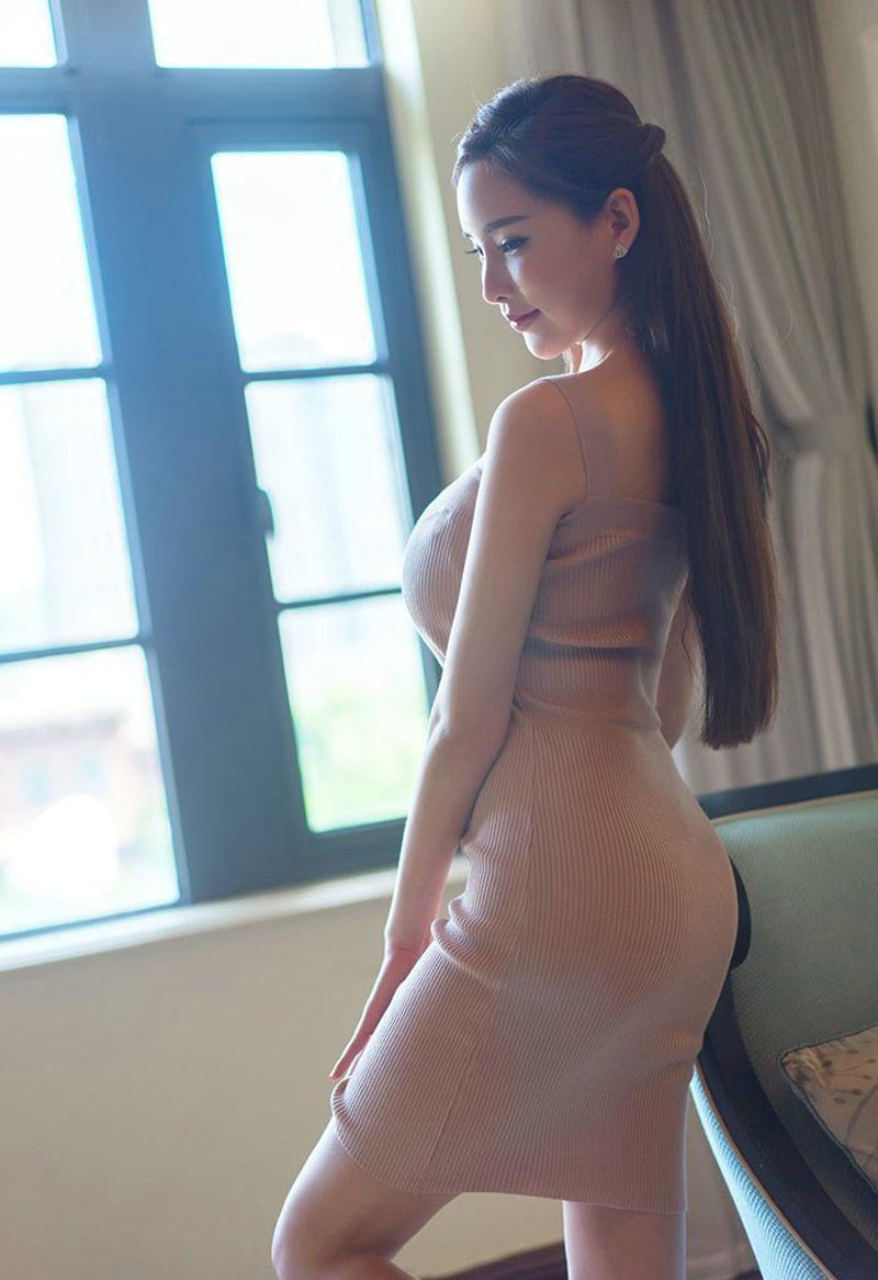 一款包臀裙, 凸显了一个女人的整体风度 12