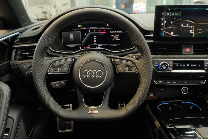 新款奧迪S5, 四出排氣, 很有性能范, 回頭率高-圖8
