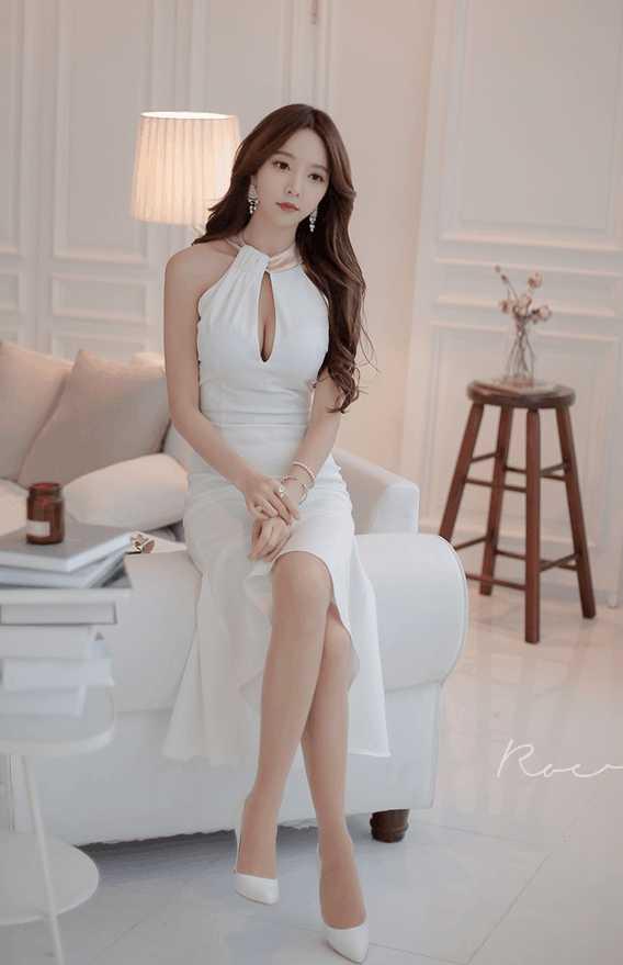 包臀裙迷人姿态, 凸显女性独有的财富人生时尚品位 3