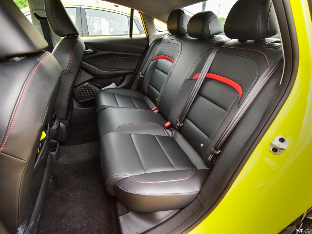 推薦手動青春豪華版和自動青奢豪享版 上汽名爵MG5車型導購-圖13